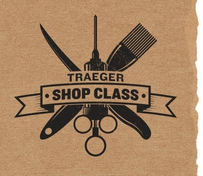 traeger shop class