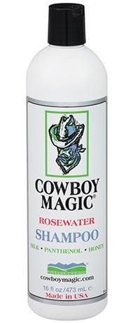 Cowboy Magic Rosewater Shampoo