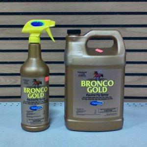 Fly Spray Bronco Gold