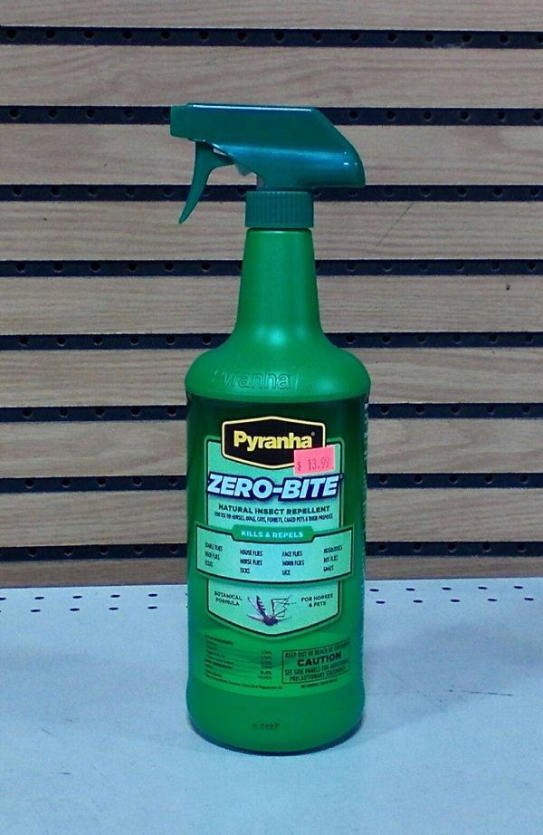Fly Spray Zero Bite