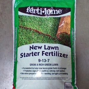 FL New Lawn Starter