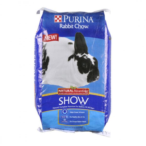 Purina Rabbit Chow Show