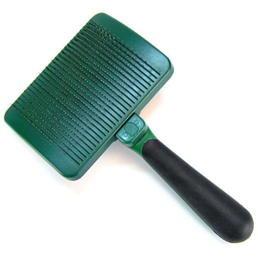 Safari Self Cleaning Slicker Brush  W418 - Woodard Mercantile 23f5e30bf