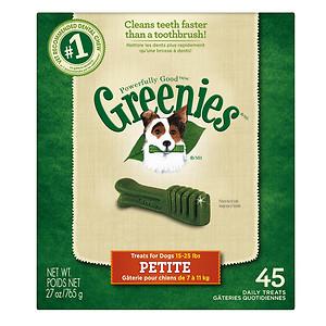 greenies petite 20pk