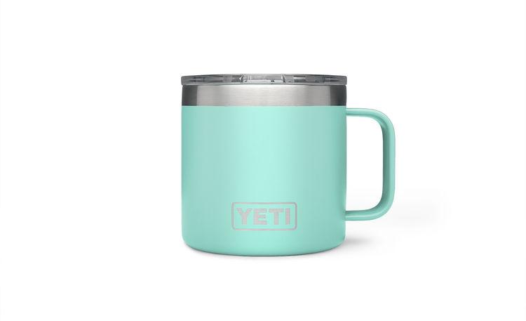 R D Yeti Travel Mug