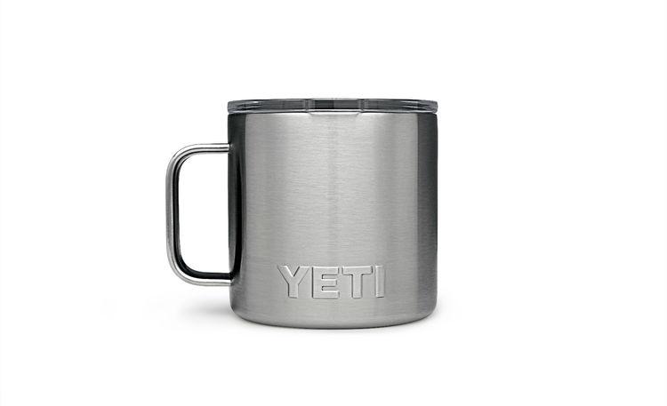 Yeti Rambler 14oz Mug Woodard Mercantile
