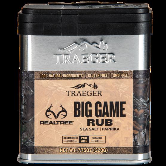 Traeger big game