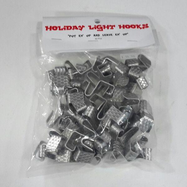 Holiday Light Hooks Gutter Hooks Woodard Mercantile