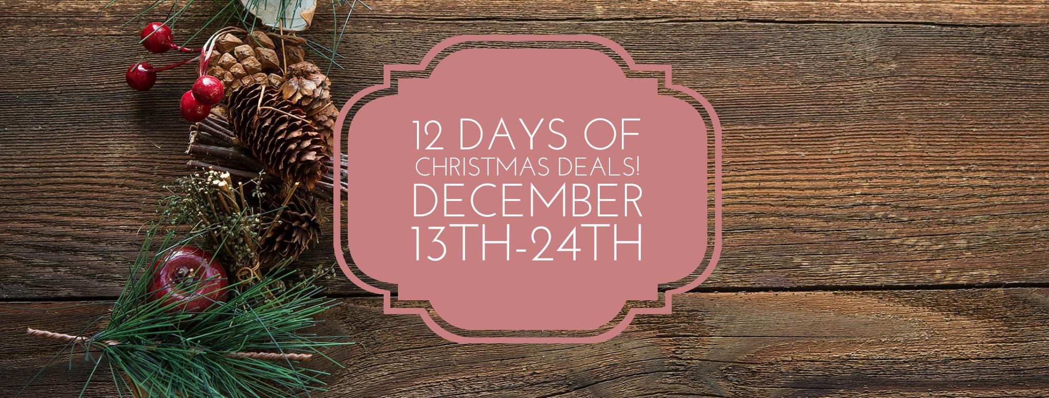 12 days header 2