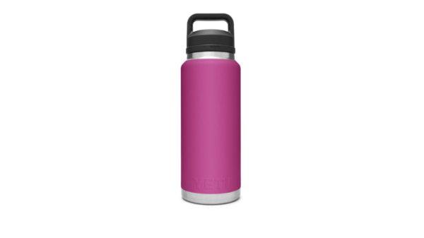 yeti 36oz bottle prickly pear pink
