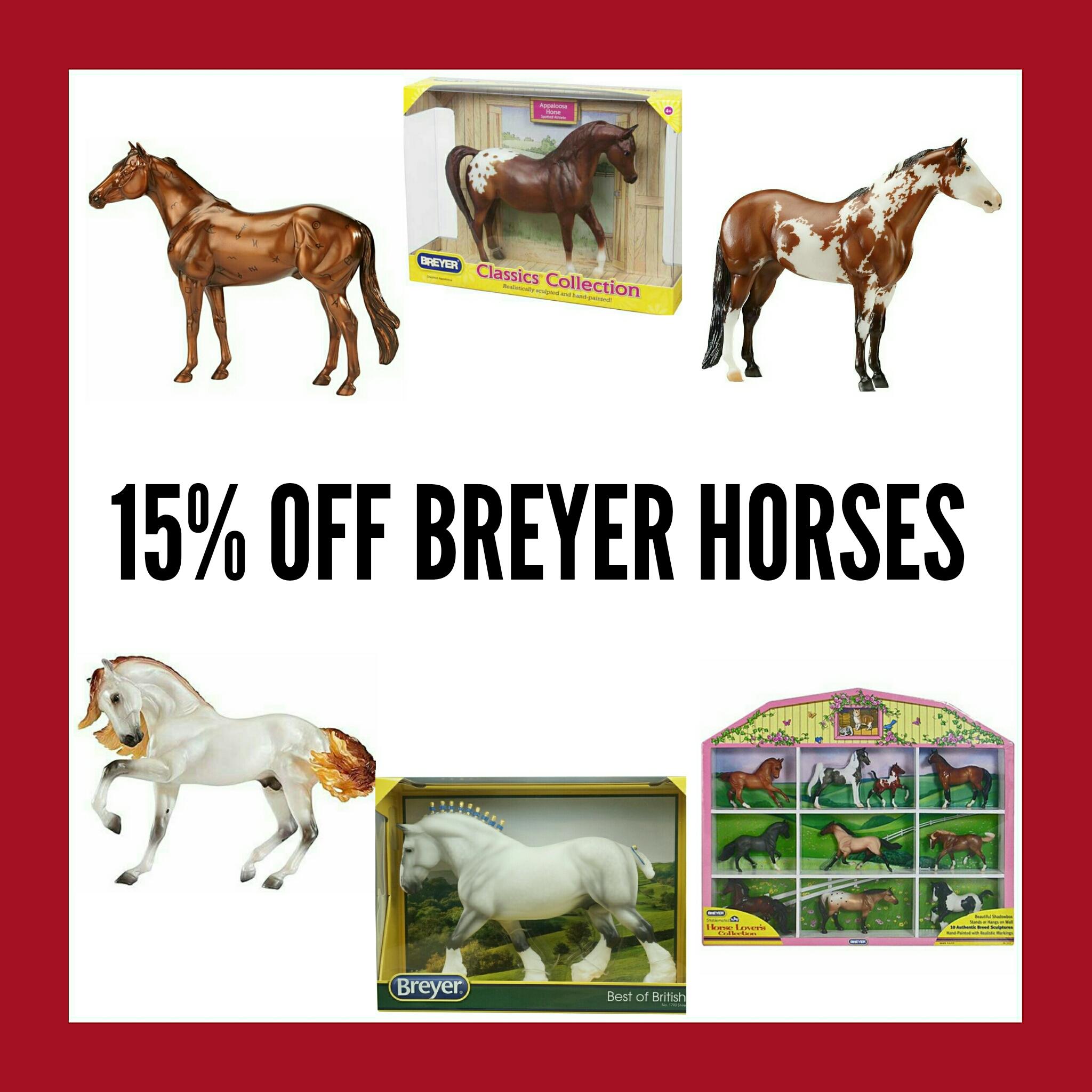 feed sale 2019 breyer