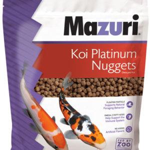 Mazuri Platinum Koi Nuggets 3.5lb