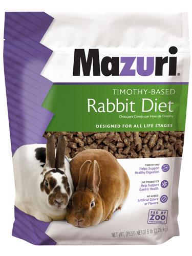 Mazuri Rabbit Diet 5 lb