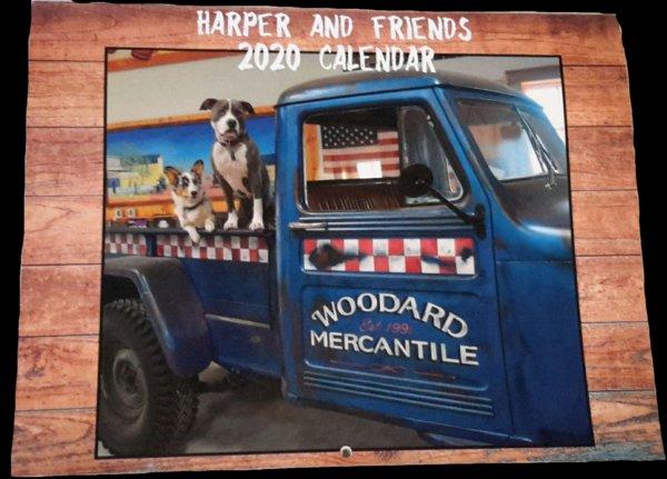 Harper & Friends 2020 Calendar