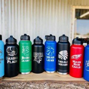 school sports bottle