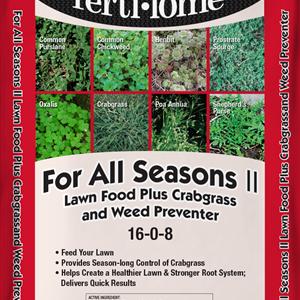Fertilome for all seasons