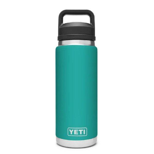 yeti 36oz bottle aquifer blue