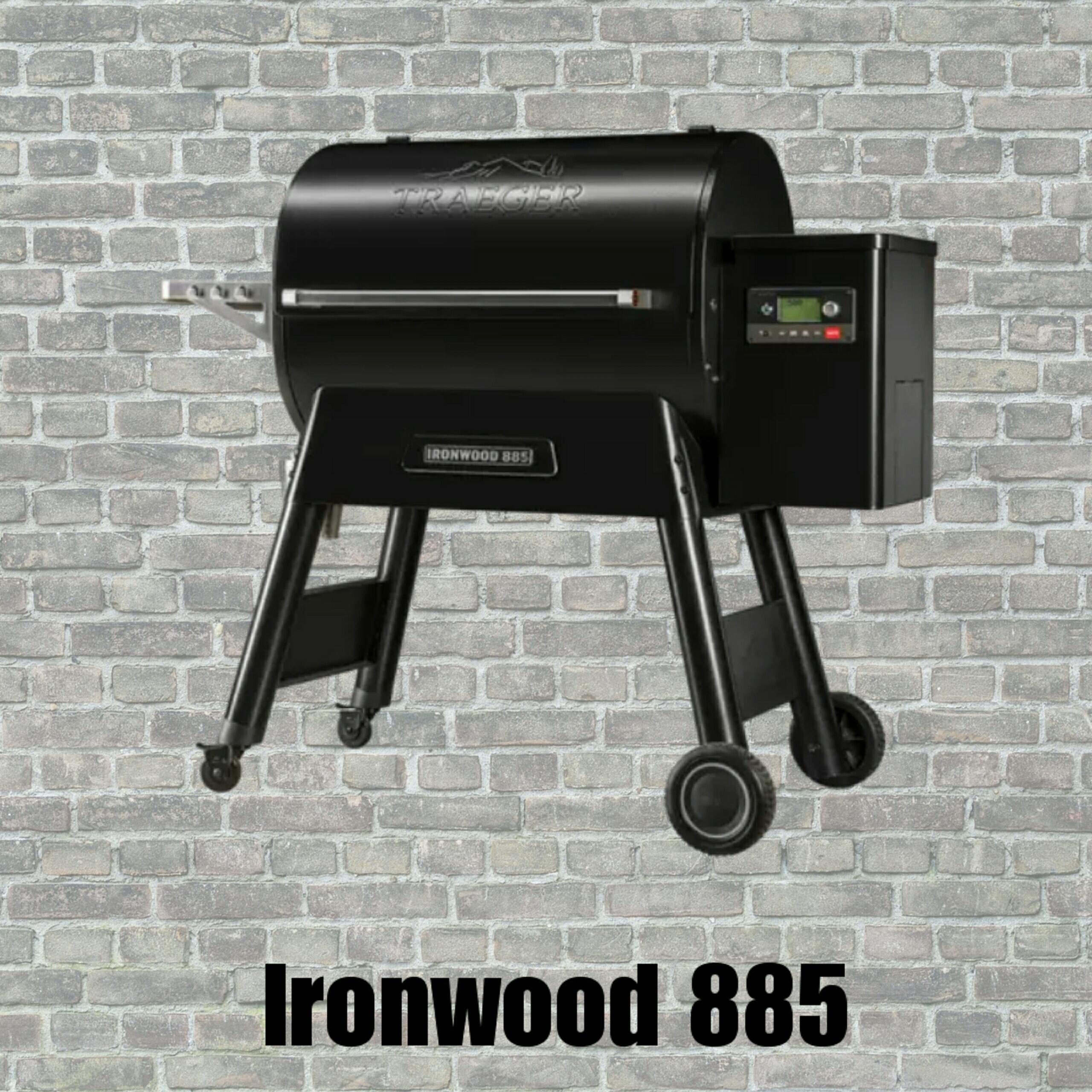 ironwood 885
