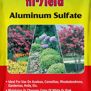 Aluminum Sulfate 4lbs