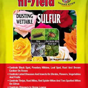 dusting sulfur 4lb