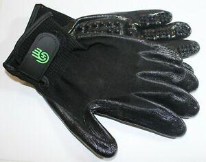 hands on gloves black