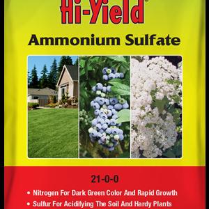 hy ammonium sulfate 4lbs