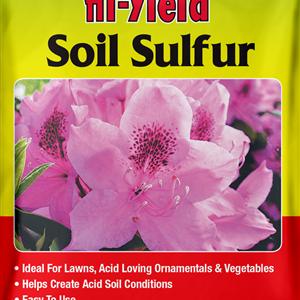 soil sulfur 4lb