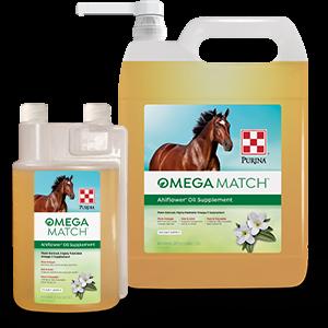 omega match oil