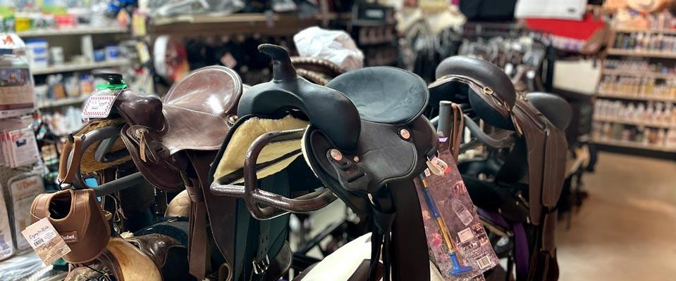 Wichita & Sedgwick County's #1 Equestrian Store