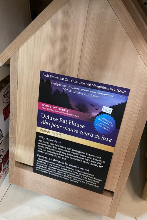 bat house for sale wichita