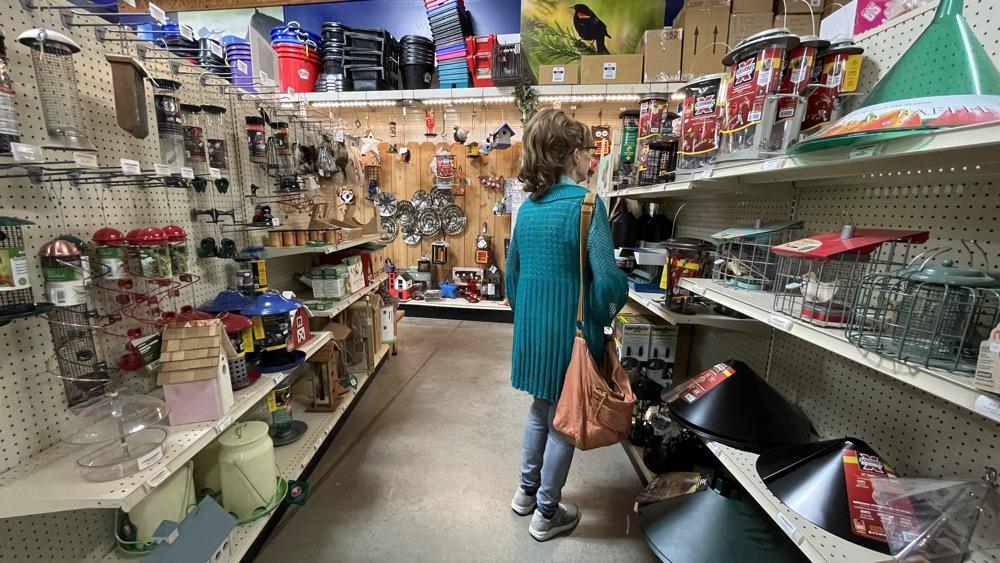 bird supplies in wichita