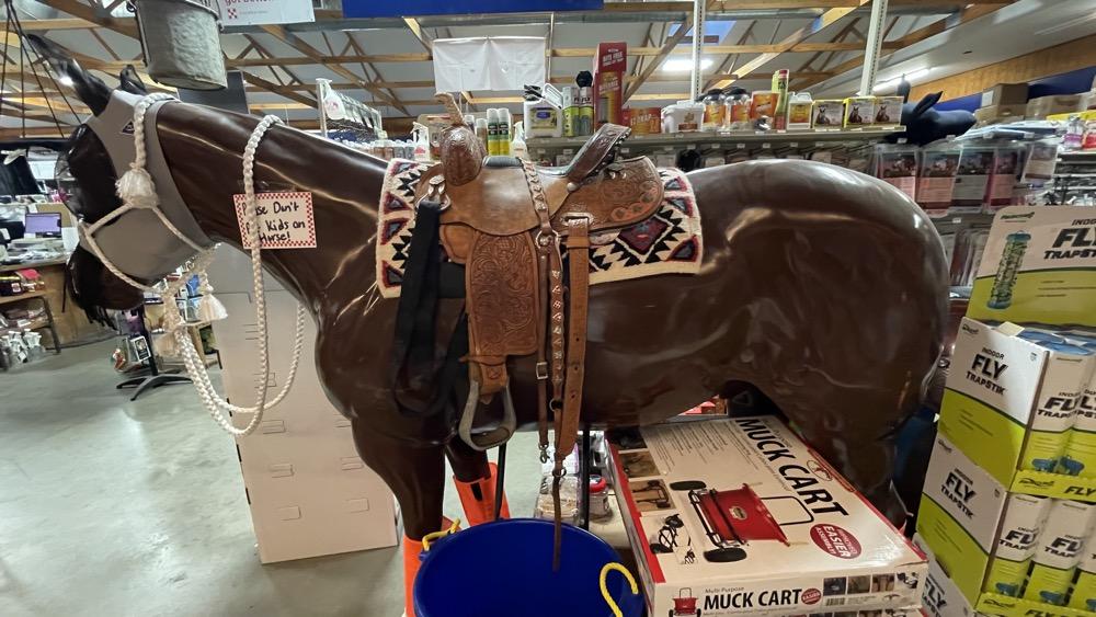 horse supplies in wichita ks