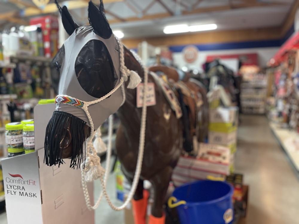 horse tack shop equestrian