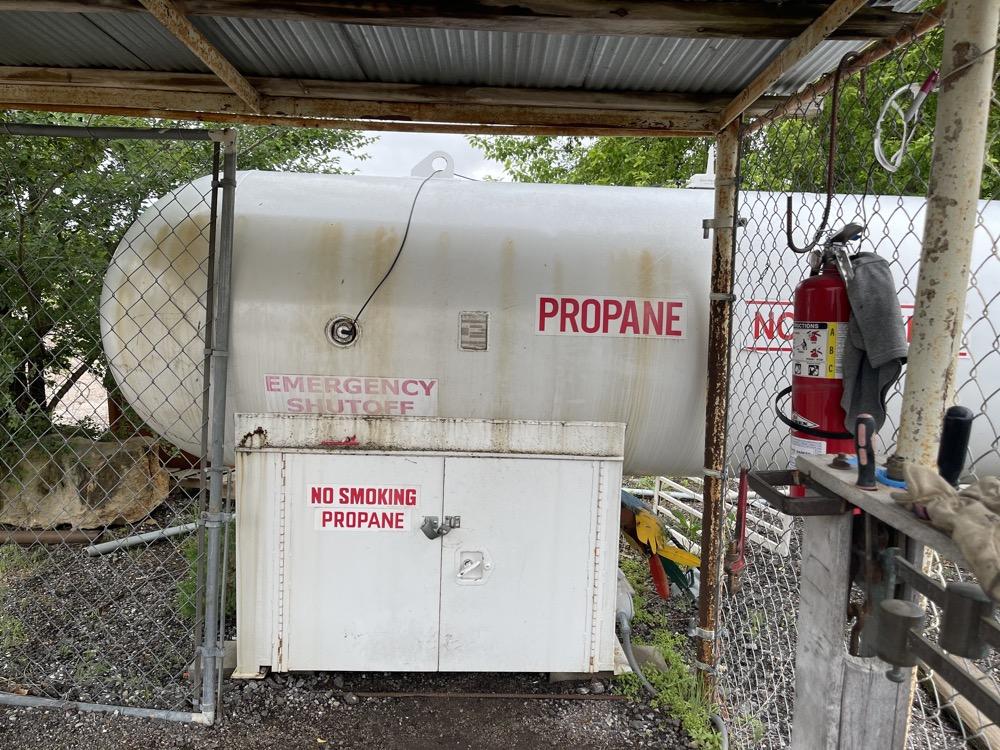 propane refill near me