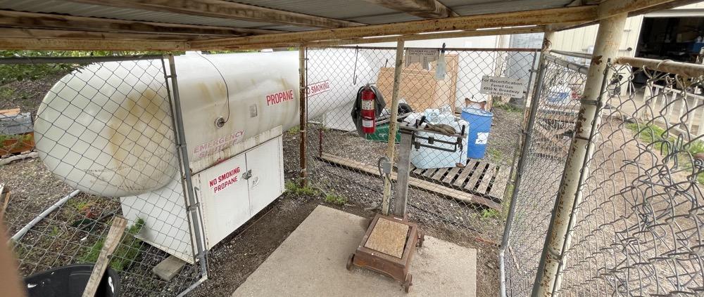 propane refills