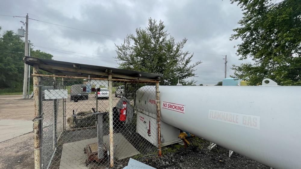 propane tanks for sale wichita