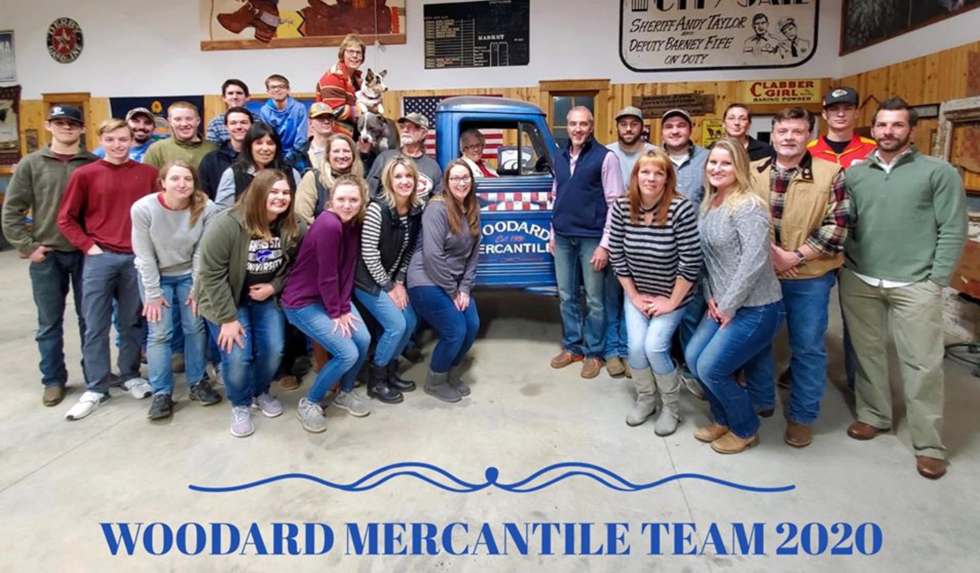 woodard mercantile horse tack shop ranch supply wichita