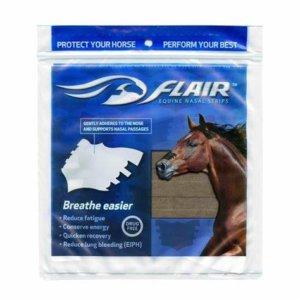 Flair Equine Nasal Strip Package